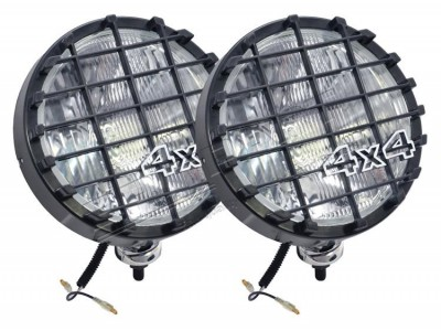 Driving Lamps Pair 8 Inch -...