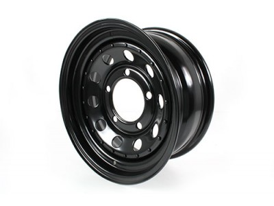 Modular Steel Wheel - Black...