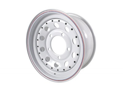 Modular Steel Wheel - White...