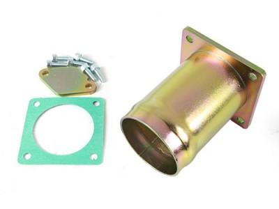 EGR valve Removal - TERRAFIRMA