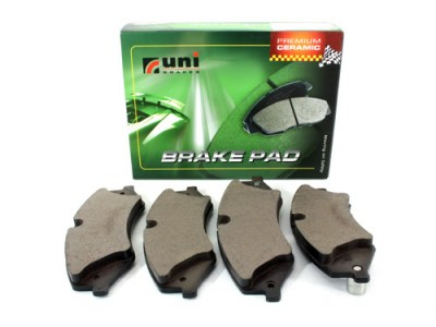Brake Pad Set - Rear - D2