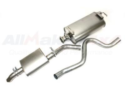 Silencer Exhaust - RRC 3.9 V8