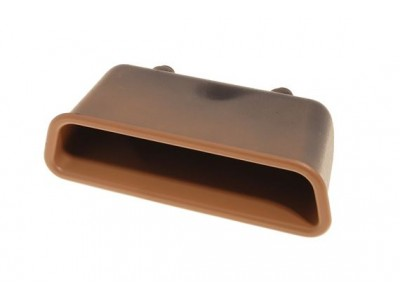 Handle - Door Pull Brown