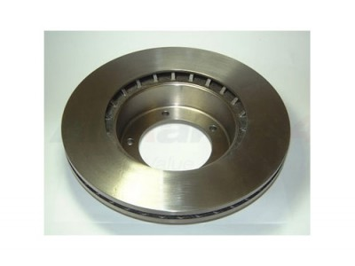 Brake Disc - Front Brakes -...