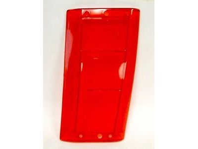 Lateral Tail Lamps Lens - LH