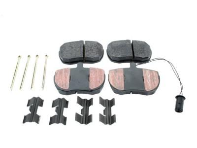 Brake Pads Front -until 91-
